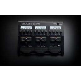 ZOOM G3N  PEDALIERA MULTIEFFETTO AMP-SIMULATOR G-3-N