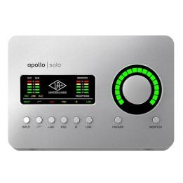UNIVERSAL AUDIO APOLLO USB INTERFACCIA AUDIO 2x4 USB CON ELABORAZIONE REALTIME UAD-2 SOLO