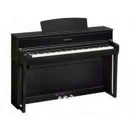 YAMAHA CLP775BK BLACK NERO CLAVINOVA PIANO PIANOFORTE DIGITALE CON MOBILE 88 TASTI PESATI CLP-775-BK
