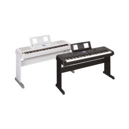 YAMAHA DGX660 BLACK NERO O BIANCO PIANO PIANOFORTE DIGITALE CON ARRANGER WORKSTATION DGX-660 88 TASTI PESATI