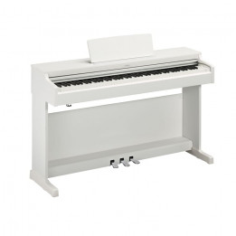 YAMAHA YDP164WH ARIUS PIANO PIANOFORTE DIGITALE 88 TASTI CON MOBILE  YDP-164-WH