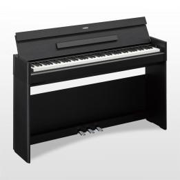 YAMAHA YDP-S54 ARIUS YDPS54 B PIANO PIANOFORTE DIGITALE CON MOBILE 88 TASTI PESATI NERO YDP-S54B