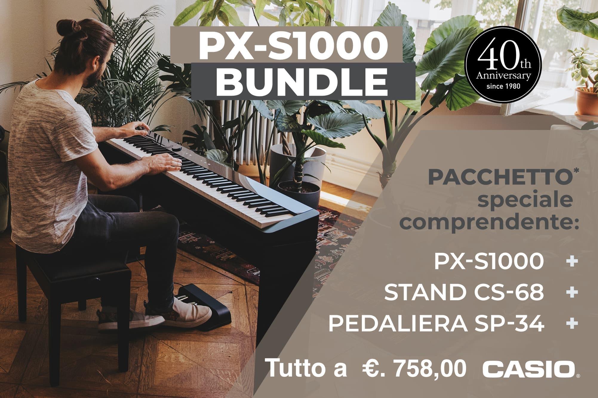 Promo pxs1000 bundle