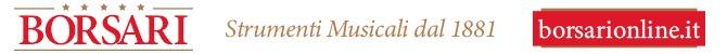 Borsari - Strumenti musicali dal 1881